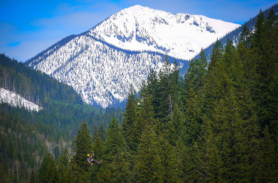 Kokanee Mountain Stoked for 3rd Season of Ziplining in BC
