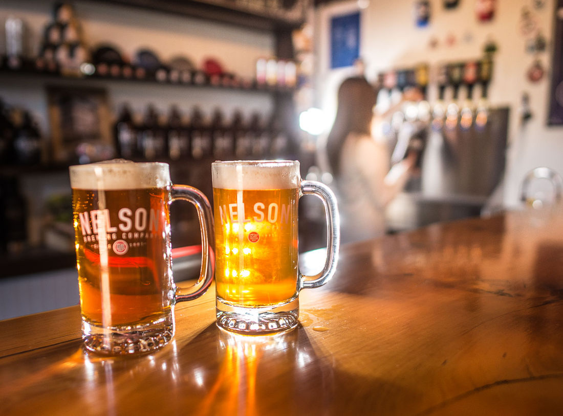 Nelson Brewing Co. is among the many beverage companies bubbling up in the community.