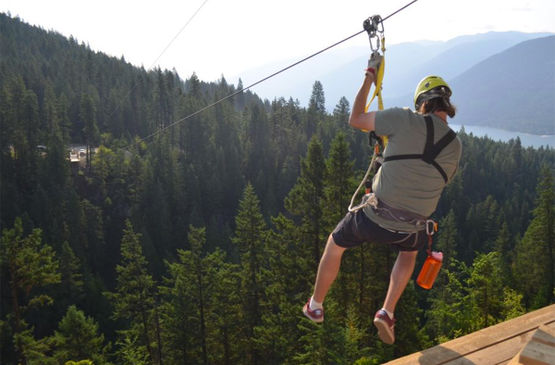4 Things to Know Before You Take that First Zipline Leap