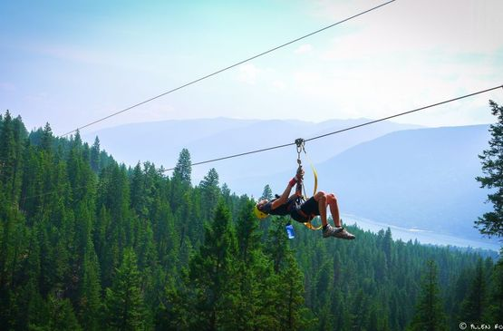 The Perfect Recipe for a Ziplining Adventure in the Kootenays