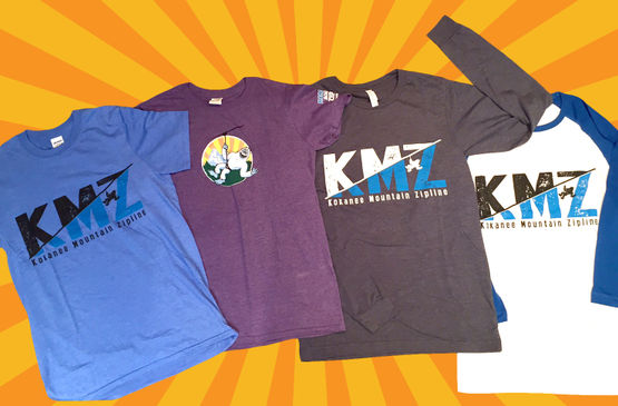 We Got Merch: Bring Home a Keepsake from your Ziplining Experience